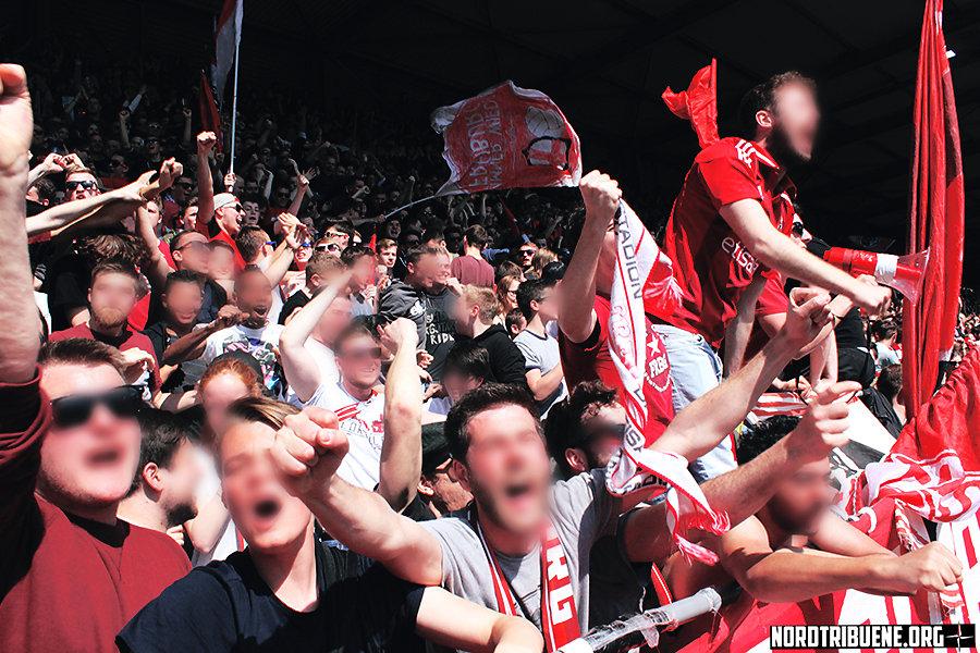 SC Freiburg - FC St. Pauli (4:3) / 29. Spieltag, 2. Bundesliga