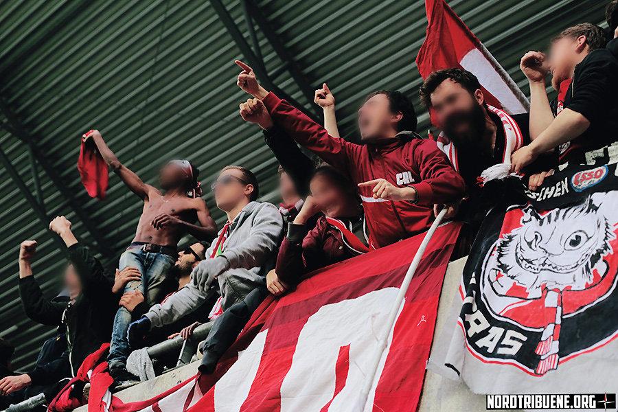 SC Paderborn - SC Freiburg (1:2) / 32. Spieltag, 2. Bundesliga